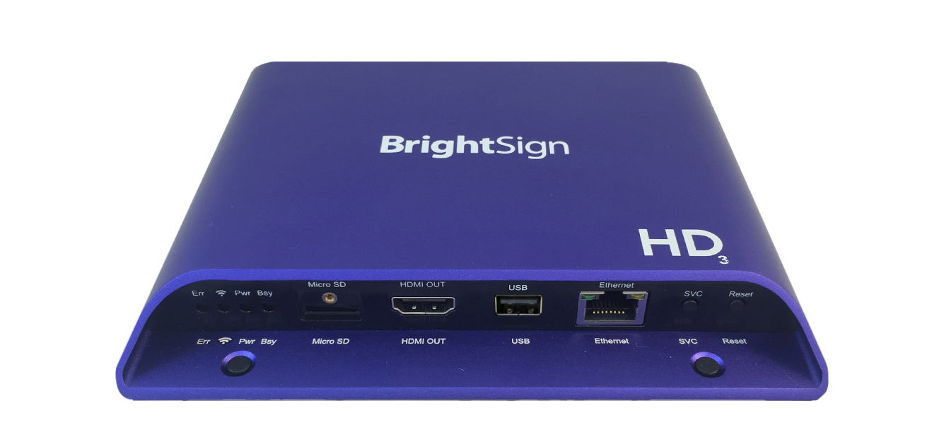 Bightsign HD1023 Digital Signage Player