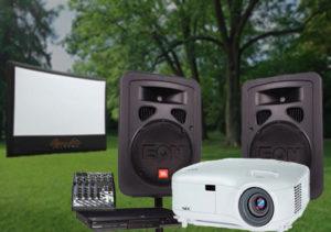 Projector Hire & Equipment Hire