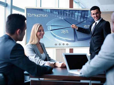 Interactive Displays audio visual