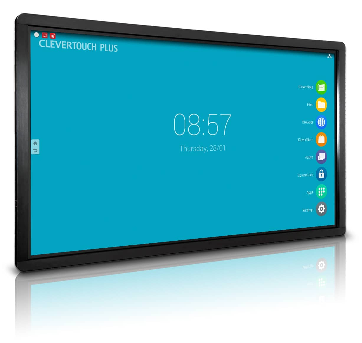 Clevertouch Interactive Touchscreen