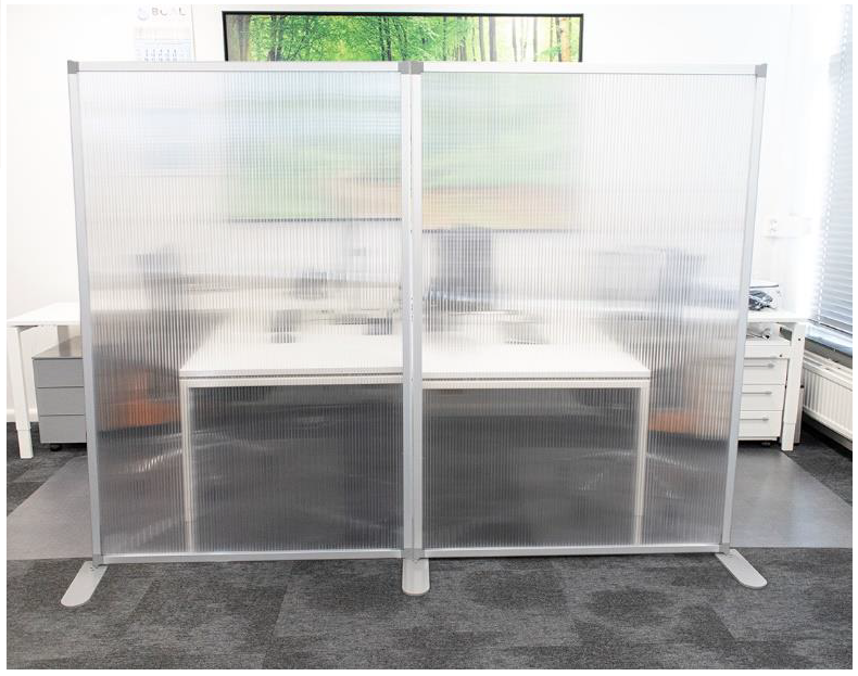 Social Distance Office Equipment - Partition Wall