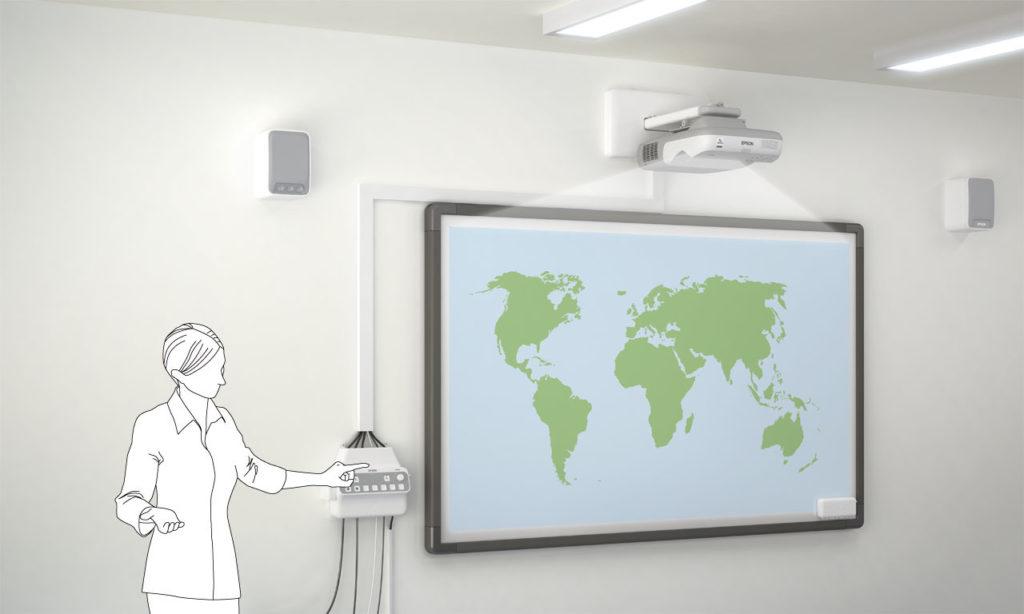 Epson Interactive Projectors Classroom Bundle